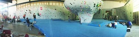 Berta-Block Indoorklettern